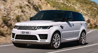 Land Rover Range Rover Sport nouvelle 4x4 7 places