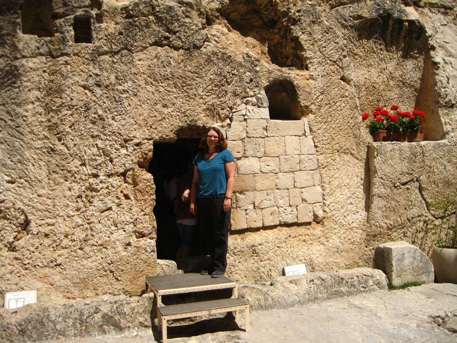 living  jerusalem  garden tomb