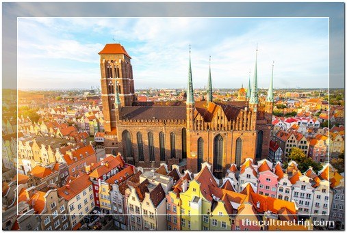 Gdansk, Poland - Beautiful 10 Cheapest Best Place to Travel in Europe This Summer