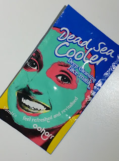 Ooharr Dead Sea Cooler face mask