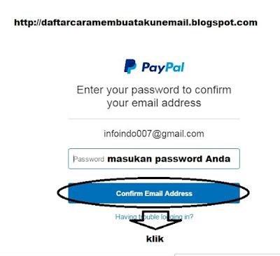 Cara Verifikasi Akun Paypal Terbaru