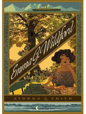 """couverture de """"Emma G. Wildford"""" de Zidrou et Edith chez Soleil"""