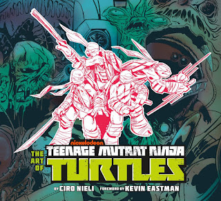 Dark Horse The Art of Teenage Mutant Ninja Turtles Book