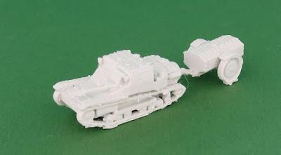Carro Armato L3 Tankette picture 4