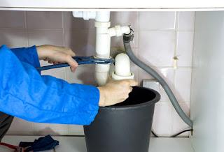 Limpieza casera de tuberías