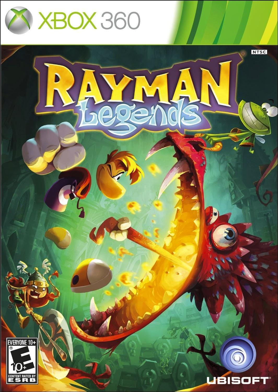 Rayman Legends Xbox 360 скачать торрент Freeboot