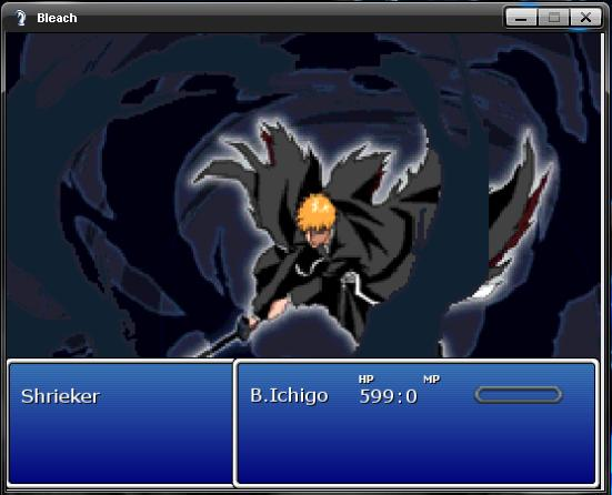 Bleach rpg the hollow strife characters