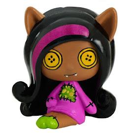 MH Rag Doll Ghouls Clawdeen Wolf Mini Figure