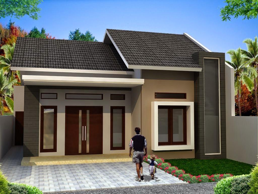 Gambar Rumah Minimalis Sederhana  Kumpulan Model Rumah