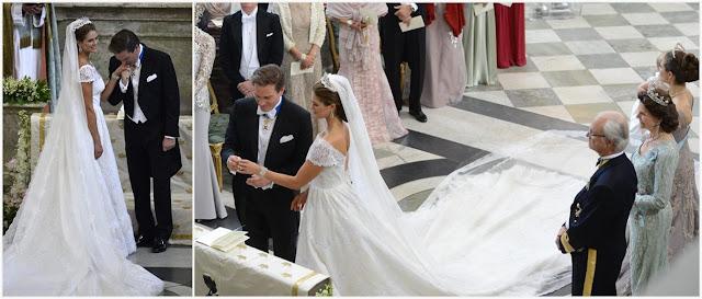 _back Nozze reali: il matrimonio della Principessa Madeleine di SveziaUncategorized