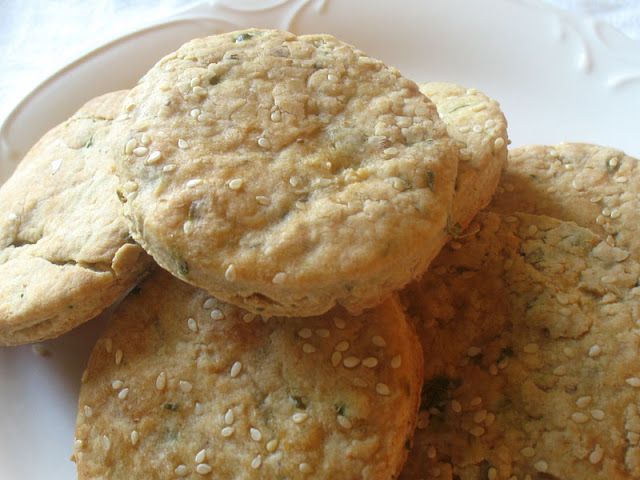 spicy masala biscuits