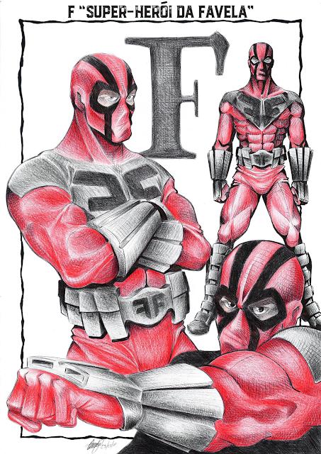 F - Super-herói da Favela (Trilogia F - Super-herói da Favela Livro 1) eBook Kindle