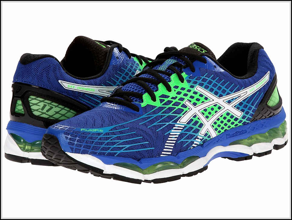 To Whom Is ASICS Gel Nimbus 17 with Some Upgrades Made for?