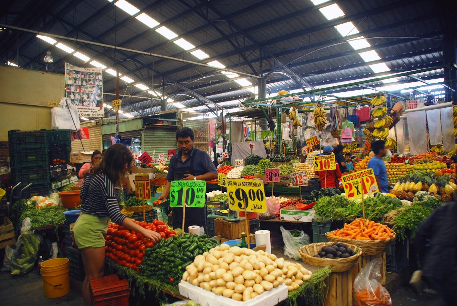 Mercado de San Pedro Cholula