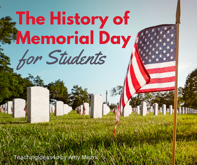 Since 1873, Memorial Day has been held in at least some parts of the United States. Learn about the history and traditions for Memorial Day in the United States.