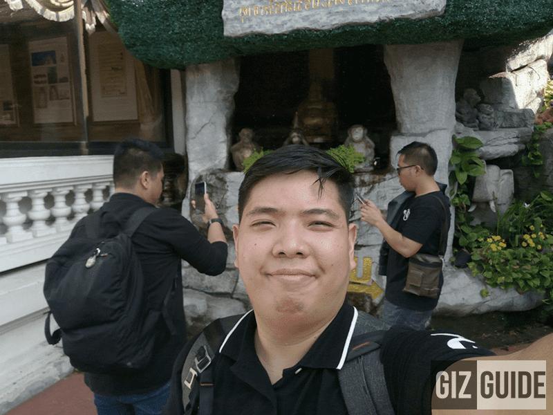 Daylight selfie 2