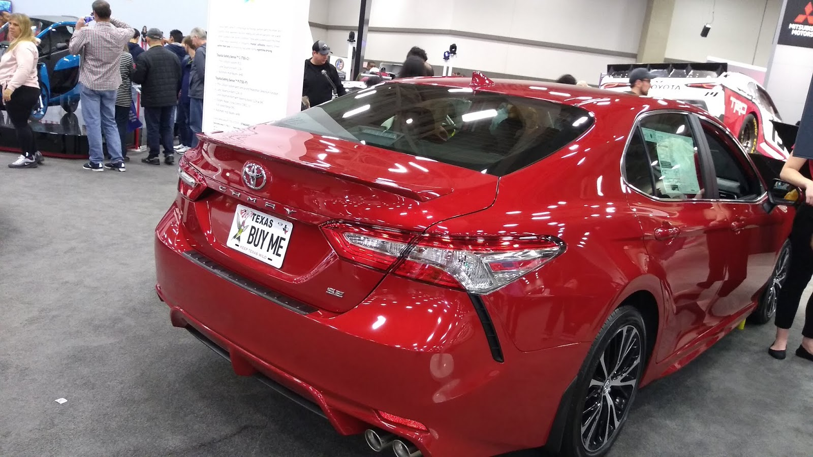 Through My Life: 2019 DFW Autoshow at Dallas, Texas State, USA