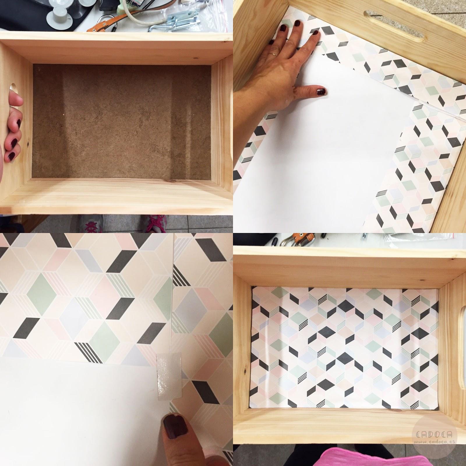 Caja de madera ikea fabulous ikea duktig toy caja xx cm - Cajas de ikea ...