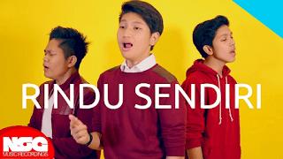 Lirik Lagu Soundboy Junior - Rindu Sendiri