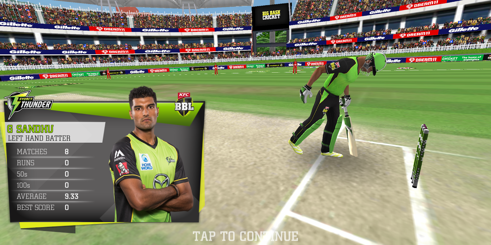 cricket game download for android phones