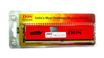 ZION DDR4 RAM