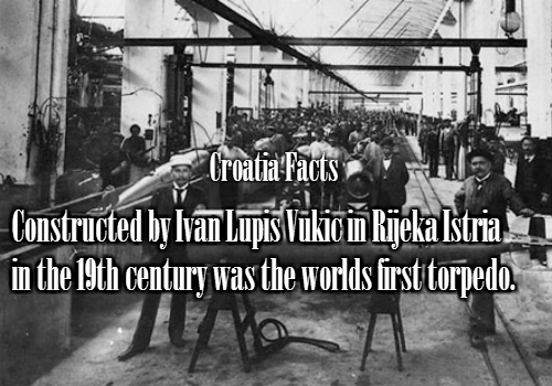 prvi konstruisan torpedo