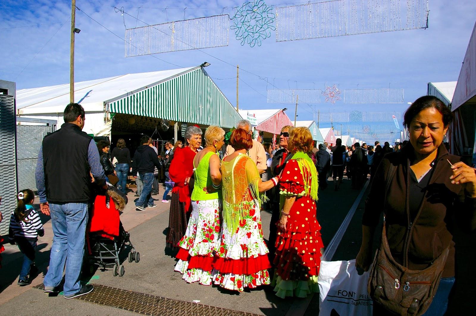 Feria de Abril Barcelona
