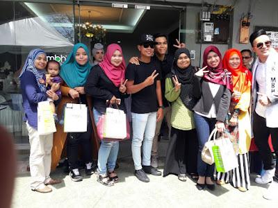 qody mentor , fareez mentor , afiq yasin , MBH Medispa Sungai Petani , Blogger Utara