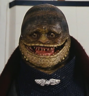 Super Mario Bros. the movie Goomba face head