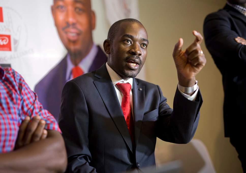 I Do Not Want To Be Prime Minister And MDC Is Not Interested In GNU With Zanu-PF: Chamisa