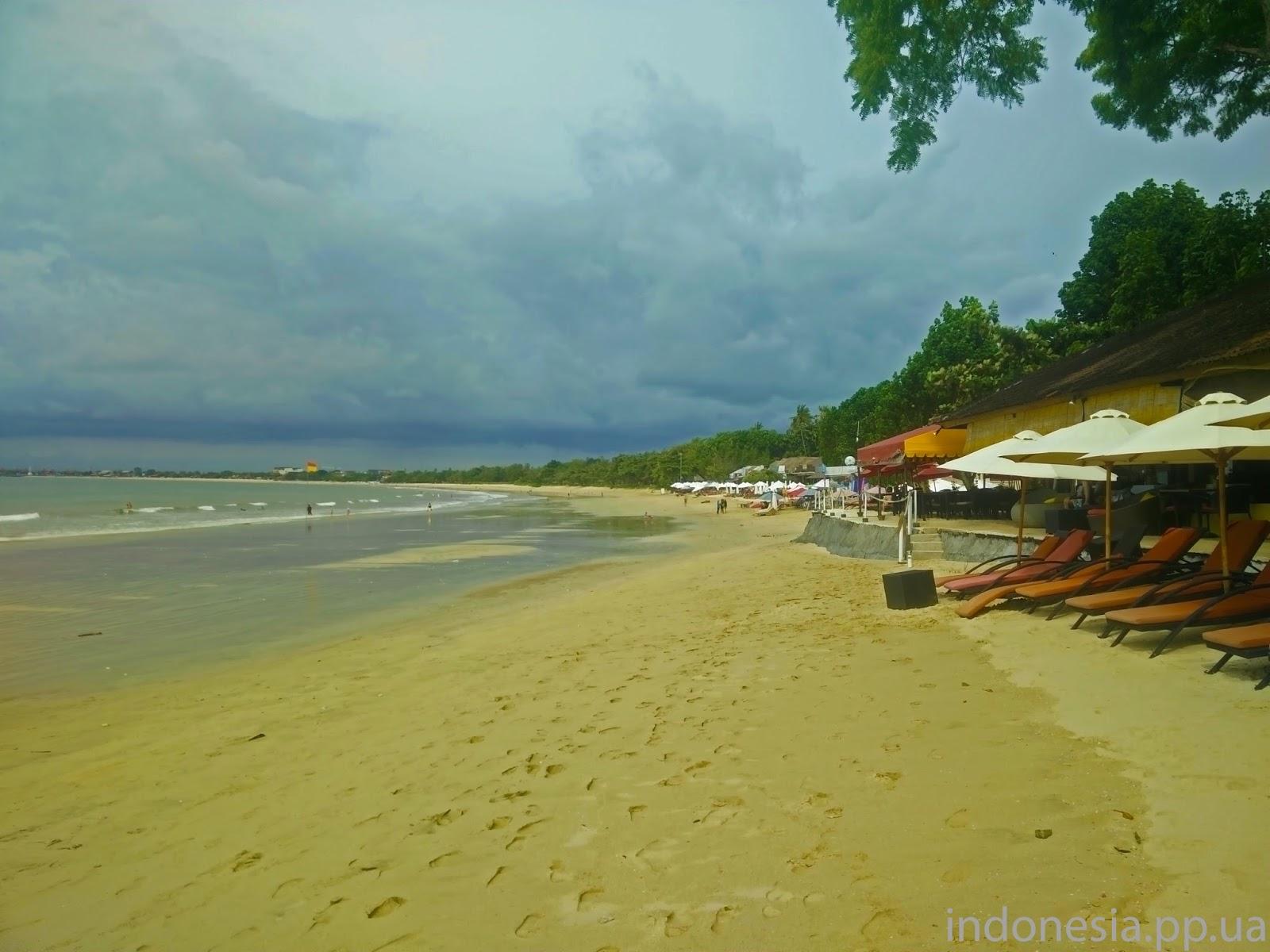 Джимбаран пляж
