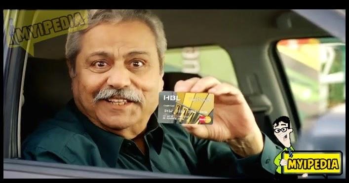 HBL Update: HBL Fuel Saver Credit Card TVC 2014 Ahmed Ali