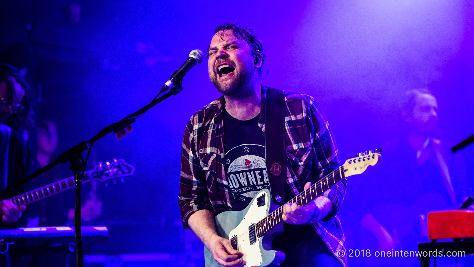 Frightened Rabbit at The Mod Club - Concert Photos