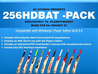 actm 256 hd batpack