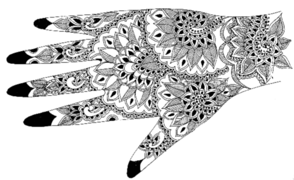 UNeedAllinside: Mehendi designs for hands images free Download