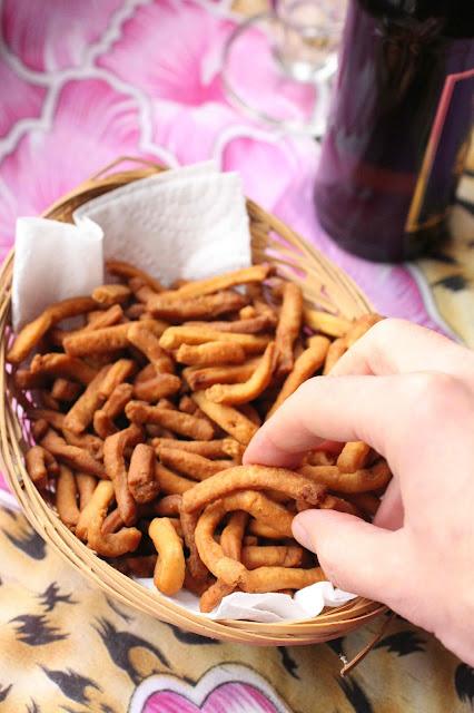 recette pates frites mada
