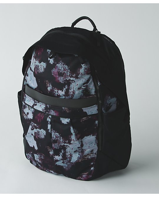 lululemon backpack static-mist