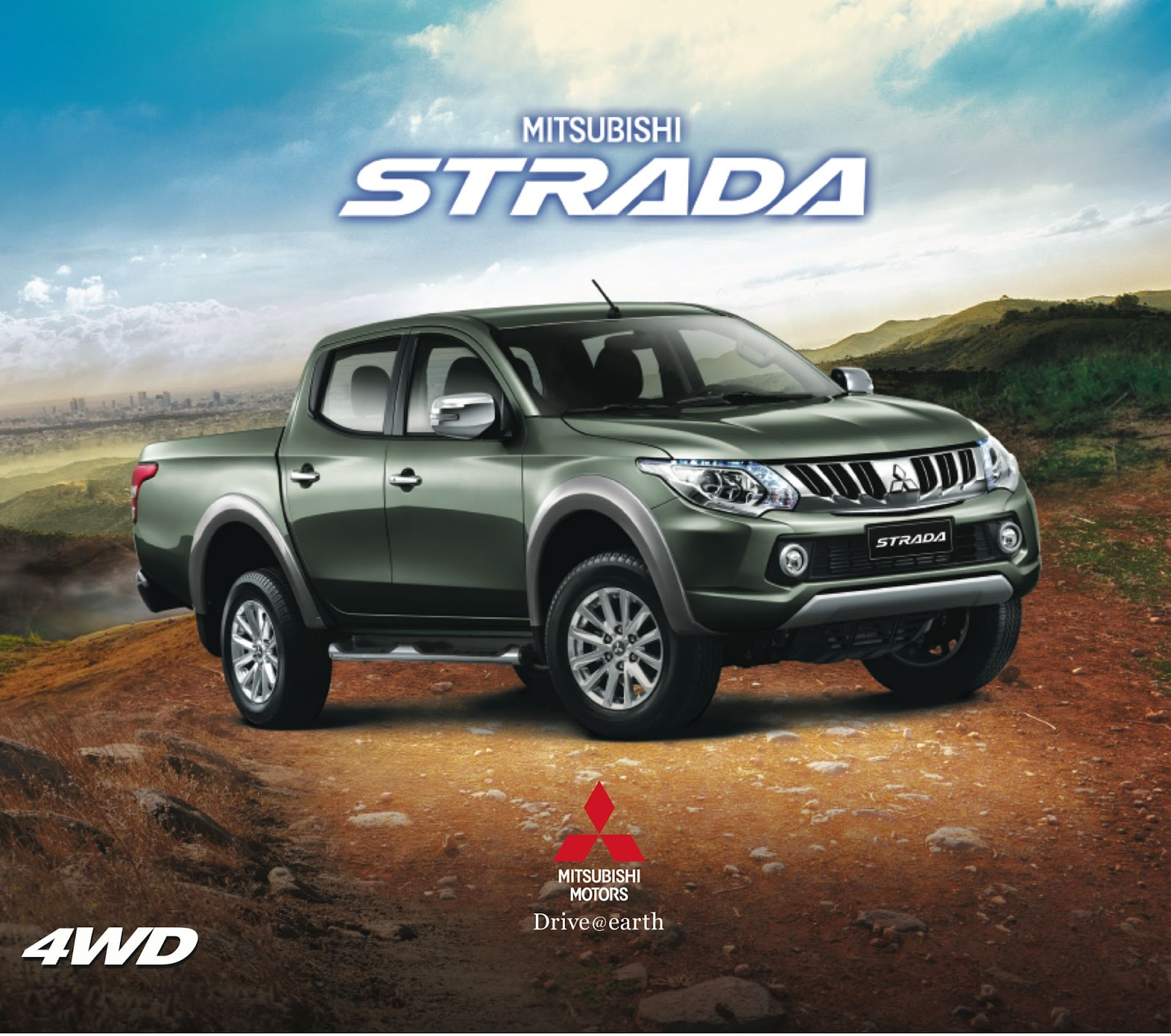 The All New 2015 Mitsubishi Strada Is Here W Full Brochure Chain Timing Tensioner Gear For Pajero Pickup Triton It Will Be Exported To Over 150 Countries Worldwide And Manufactured Solely At Motors Thailand