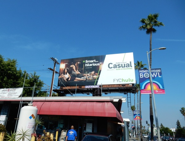 Casual Hulu 2016 Emmy FYC billboard