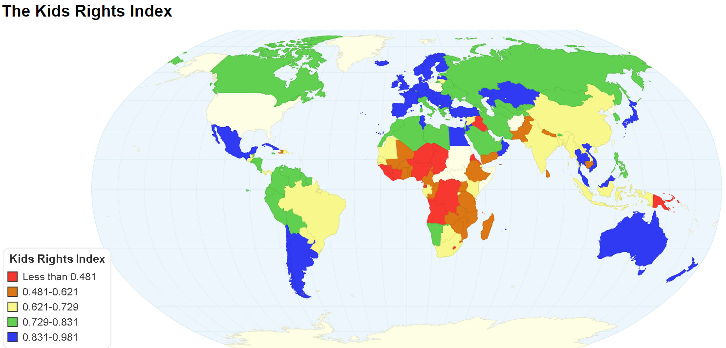 The kids rights index