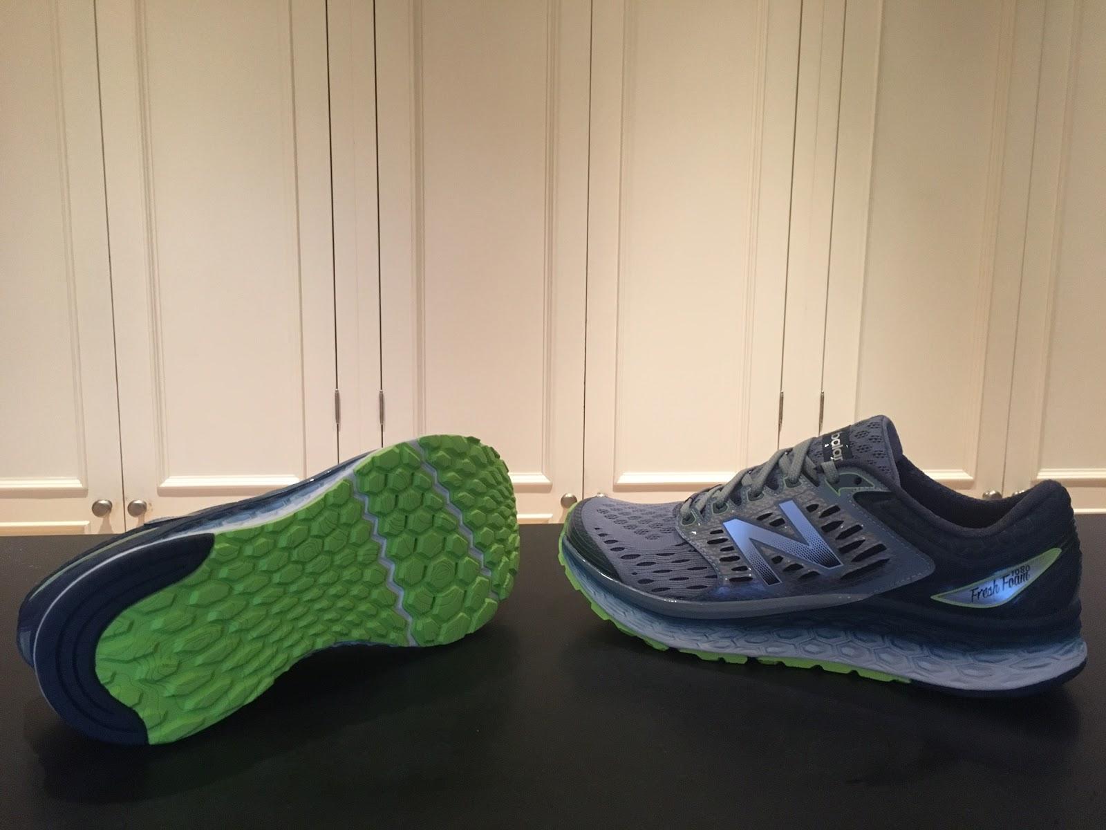 size 40 608b7 7140e Road Trail Run: Review- New Balance Fresh Foam 1080v6: A ...