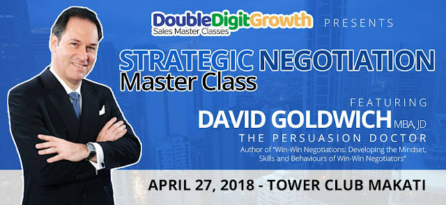 Strategic Negotiation Masterclass