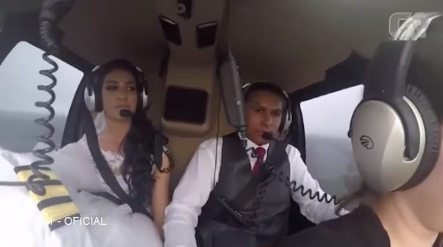 This Groom Patiently Waits At The Altar Without Knowing His Bride's Helicopter Already Crashed!