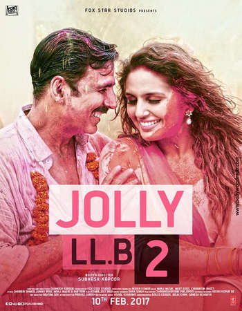 Jolly LLB 2 2017 Full Hindi Movie DVDRip Free Download