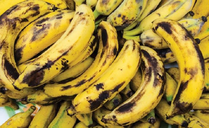 Stop! Don't Throw Away Overripe Bananas