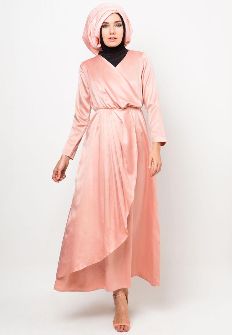 Model Baju Gamis Terbaru - baju muslim 0b97f9a205