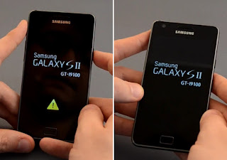 Reset The Flash Counter on The Samsung Galaxy