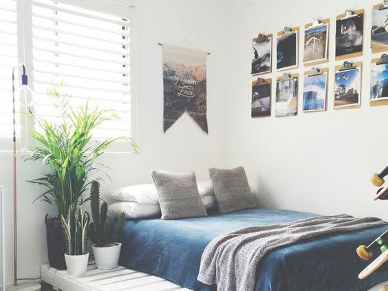 Decoração de quarto: veja como decorar sem gastar muito