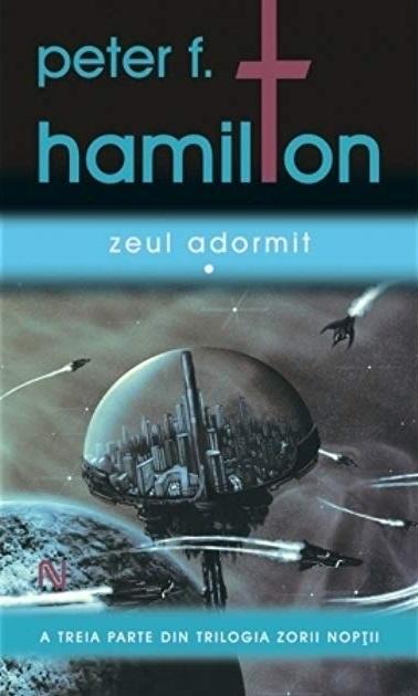 Peter F. Hamilton - Zeul Adormit