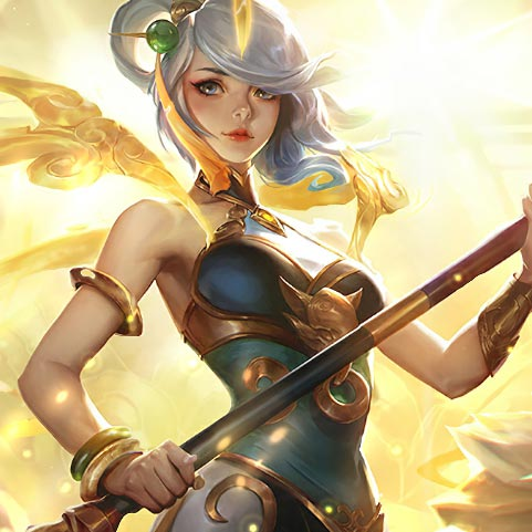 Lunar Empress Lux 2018 Wallpaper Engine